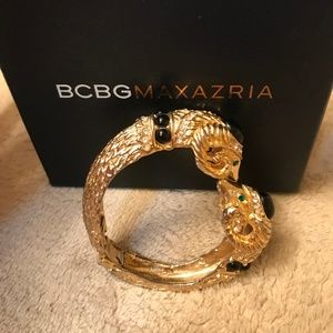 BCBG Max Azria Rams Head Bracelet